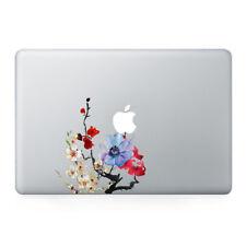 Colorful Flowers Viny Sticker Laptop,lenovo,Surface Pro,ipad,Macbook,Macbook Pro