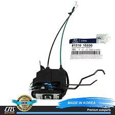GENUINE Door Lock Actuator FRONT LEFT Fits 06-11 Hyundai Accent OEM 81310-1E030