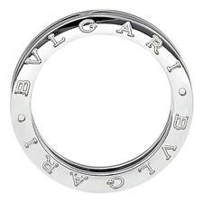 bvlgari bzero1 18k white gold 1band ring an852423