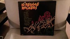 Various 16 Reggae Rockers on Trojan Killer Compilation LP 33t Roots NM