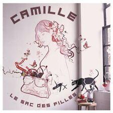 CAMILLE - LE SAC DES FILLES - NEW VINYL LP