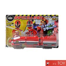 Power Rangers ToQger Tokkyuger EX Shinkenger Ressha Train Set Red Sentai Bandai