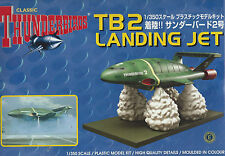 Thunderbirds TB2 Landing Jet Model Kit - Gerry Anderson