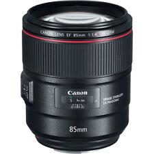 Canon EF 85mm f/1.4L IS USM Lens genuine