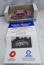 Motor Pro 1/43 ford sierra cosworth 1989 Ulster rally Evans/Davies Ltd ed of 500