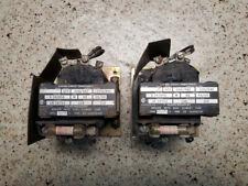 2 Allen Bradley Control Circuit Transformers 075 Kva 480v Part X 343858