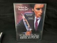 American Psycho Dvd Movie Lions Gate Entertainment Release Horror
