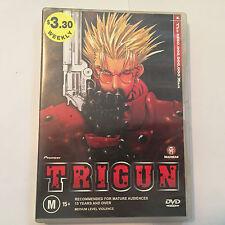 Trigun - The $60,000,000,000 Man : Vol 1 (DVD, 2003) - DISK ONLY - NO CASE