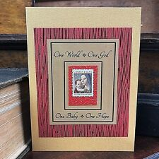 handmade red greeting greeting cards for sale ebay