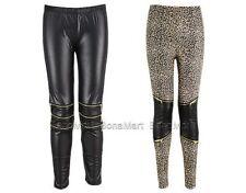 Faux Leather Leggings Pants for Women