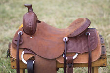 "16"" Spur Saddlery Ranch Cutting Saddle (Made in Texas) Cutter"
