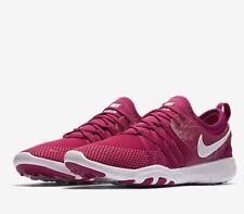 outlet store 58981 4f22b Nike Free Tr 7 Wmns Zapato de Entrenamiento 904651-601 FUCSIA Size UK 4.5 EU  38 nos 7 Nuevo