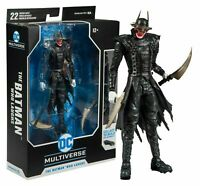 DC MULTIVERSE COLLECTOR WAVE 1 BATMAN WHO LAUGHS FIGURE MCFARLANE TOYS IN STOCK