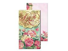 Decorative Notepad by Punch Studio - Smell The Roses