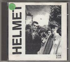 HELMET - live 8-5-91 CD