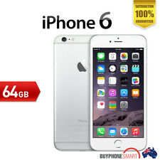 Apple iPhone 6 64GB Silver USED unlocked  MINT CONDITION Smartphone + EXPRESS