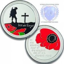 Remembrance Day Memorabilia D-Day Challenge Spoof Coin