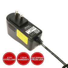 AC Power Adapter Replacement for CASIO LK-170, LK-175, LK-260 KEYBOARDS