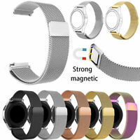 Milanese Magnetic Stainless Steel Bands Strap For Samsung Galaxy Watch 42/46mm