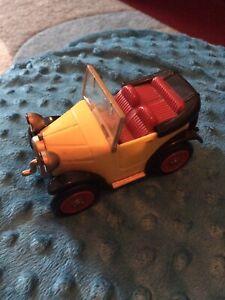 Vintage Brum Car