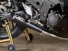M4 Exhaust Kawasaki ZX14 12-15 Single Muffler GP Drag System