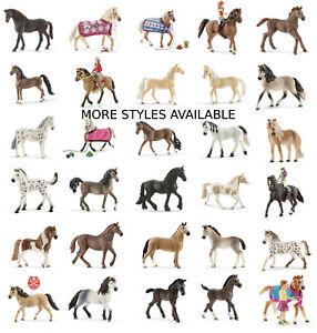 SCHLEICH Horse Club Toy Figures - 60 Styles