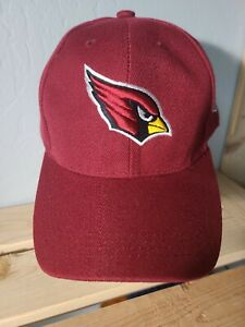Arizona Cardinals NFL Cap - Hat Embroidered Adjustable Strapback Maroon
