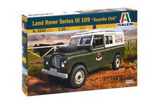 Italeri 6542 - 1/35 Land Rover Series III 109 - Guardia Civil - Neu