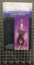 Shock Corridor Book~Michael Avallone~Unsolved Murder In Madhouse~Samuel Fuller
