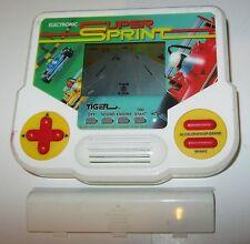 Super Sprint - Tiger scacciapensieri handheld RARISSIMO SPESE GRATIS