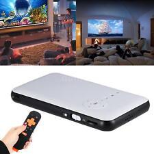 Mini LED DLP WIFI NEW Bluetooth 4.0 Pocket Projector 3D Home Cinema HD 1080P
