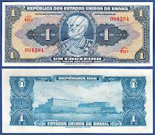 BRASILIEN / BRAZIL 1 Cruzeiro (1944)  aUNC  P.132