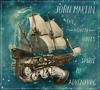 John Martin - The Hidden Notes, Spirit of Adventure [CD]