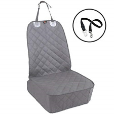 Honest Outfitters Dog Car Seat Covers, Pet Front Cover for Cars, Trucks, and - &