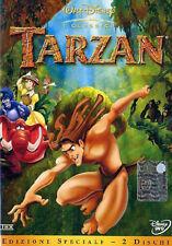 Tarzan - Edizione Speciale (2 DVD) (Classici Disney)  - Dvd Nuovo Sigillato