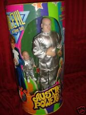 Austin Powers Dr. Evil in Silver Suit Mini Me MIP