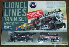 Lionel new 7-11175 Lionel Lines O-Gauge train set 0-8-0