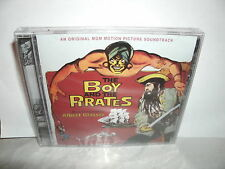 THE BOY AND THE PIRATES,FILM SOUNDTRACK ON KRITZERLAND LABEL,LTD EDITION OF 1000