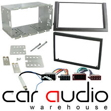 Skoda Fabia 2003-2007 MK1 Car Stereo Double Din Fascia Panel Cage & Fitting Kit