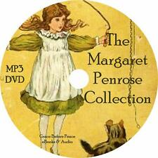 Margaret Penrose Audiobook Collection on 1 MP3 DVD Dorothy Dale Free Shipping