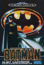 ## SEGA Mega Drive - Batman (nur das Modul, ohne OVP / unboxed) - MD Spiel ##