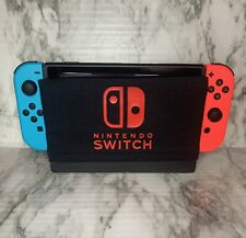 Red Nintendo Switch Dock Sock Cover