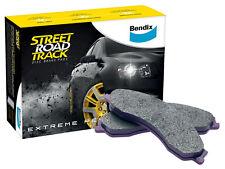 Bendix DB2009 SRT Disc Brake Pad Set. PERFORMANCE BRAKES PBR M-Series 12 pad set