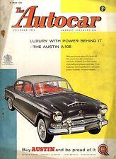 AUTOCAR MAGAZINE 1957-10/5 D.K.W. 3-6 ROAD TEST - SAXOMAT CLUTCH