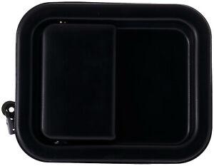 96-07 MACK LE 08-15 LEU 10 LE PASSENGER INTERIOR BLACK DOOR HANDLE W/SOLID DOOR