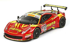 "BBR 2015 Ferrari 458 GT3 ""Pirelli World Challenge  1:18 LE 80pcs P18118*New!"