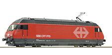 """Roco H0 73280 E-Lok Re 460 016-9 """"Kameralok"""" der SBB """"DCC Digital + Sound"""""""