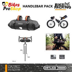 ORTLIEB Handlebar Pack - Bike Bicycle Handlebar Bag WATERPROOF GERMANY 2021