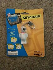 Family Guy Brian Key Chain Action Figure