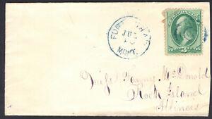 Fort Shaw, Montana Territory, July, 187?, to Rock Island, Illinois